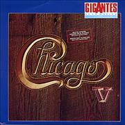 Click here for more info about 'Chicago - Chicago V - Translucent Brown Vinyl'
