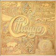 Click here for more info about 'Chicago - Chicago VII - Embossed sleeve'