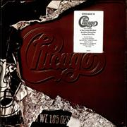 Click here for more info about 'Chicago - Chicago X - stickered p/s'
