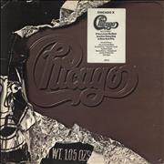 Click here for more info about 'Chicago - Chicago X - White stickered p/s - EX'