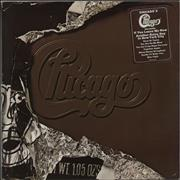 Chicago Chicago X - stickered p/s - EX UK vinyl LP