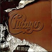 Chicago Chicago X UK vinyl LP
