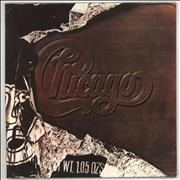Chicago Chicago X Portugal vinyl LP