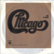 Click here for more info about 'Chicago - I'm A Man - P/S'
