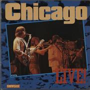 Click here for more info about 'Chicago - Live!'