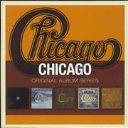 Click here for more info about 'Chicago - Original Album Series'