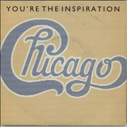 Click here for more info about 'Chicago - You're The Inspiration'