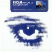 Click here for more info about 'Chicane - Don't Give Up'