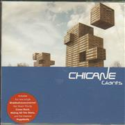 Click here for more info about 'Chicane - Giants'