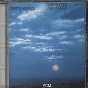 Click here for more info about 'Chick Corea - Crystal Silence - Gold CD'