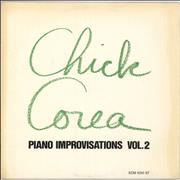 Click here for more info about 'Chick Corea - Piano Improvisations Vol. 2'