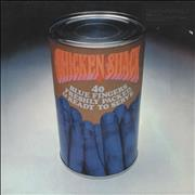 Click here for more info about 'Chicken Shack - 40 Blue Fingers, Freshly Packed And Ready To Serve - 180gm Vinyl'
