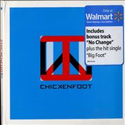 Click here for more info about 'Chickenfoot - Chickenfoot III - Walmart + 3D Glasses'