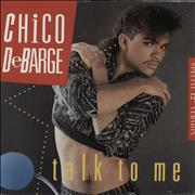Click here for more info about 'Chico DeBarge - Talk To Me'