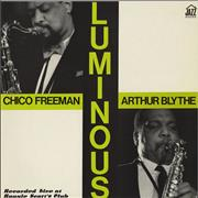 Click here for more info about 'Chico Freeman - Luminous'