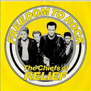 Click here for more info about 'Chiefs Of Relief - Freedom To Rock'