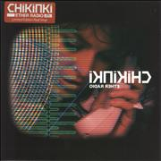 Click here for more info about 'Chikinki - Ether Radio - Red Vinyl'