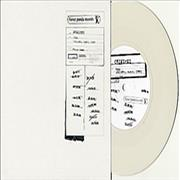 Click here for more info about 'Chikinki - Time - white vinyl'