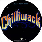 Click here for more info about 'Chilliwack - Dreams, Dreams, Dreams/Lights From The Valley - Clear vinyl'