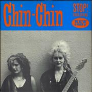 "Chin-Chin Stop! Your Crying UK 12"" vinyl"