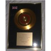 China Black Searching UK award disc