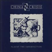 Click here for more info about 'Flaunt The Imperfection - Blue Sleeve'