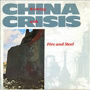 Click here for more info about 'China Crisis - Working With Fire And Steel'