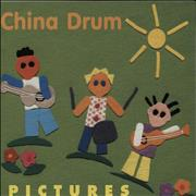 Click here for more info about 'China Drum - Pictures - Lime Green Vinyl'