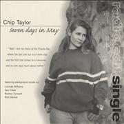Click here for more info about 'Chip Taylor - Seven Days In May'
