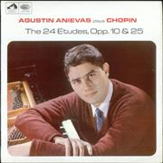Click here for more info about 'Agustin Anievas - Agustin Anievas plays Chopin: The 24 Etudes, Op. 10 & 25'