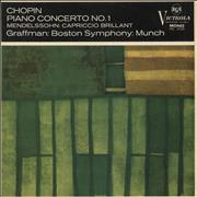Click here for more info about 'Chopin - Chopin: Piano Concerto No.1 - Mendelssohn: Capriccio Brillant'