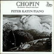 Click here for more info about 'Peter Katin - Chopin: Four Scherzos / Fantasy in F minor, Op. 49'