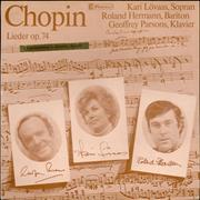 Click here for more info about 'Chopin - Lieder, Op. 74'