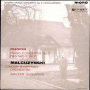 Click here for more info about 'Witold Malcuzynski - Chopin: Piano Concerto No. 2 / Fantaisie in F Minor'