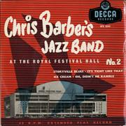 Click here for more info about 'Chris Barber - At The Royal Festival Hall No.2'