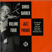 Click here for more info about 'Chris Barber - Chris Barber Jazz Parade Volume Four EP'