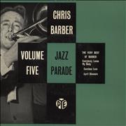 Click here for more info about 'Chris Barber - Chris Barber Jazz Parade Volume Five'