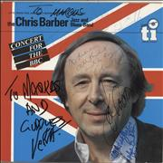 Click here for more info about 'Concert For The BBC - Autographed'