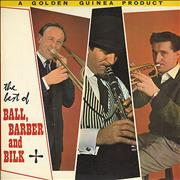 Click here for more info about 'Chris Barber - The Best Of Barber, Ball And Bilk'