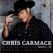 Click here for more info about 'Chris Carmack - What If I Was Willing'