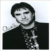 Click here for more info about 'Chris De Burgh - Autographed Photo'