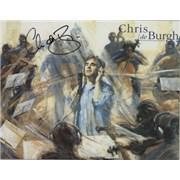 Click here for more info about 'Chris De Burgh - Beautiful Dreams - Autographed'