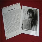 Click here for more info about 'Chris De Burgh - Crusader'
