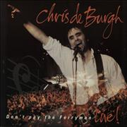 Click here for more info about 'Chris De Burgh - Don't Pay The Ferryman (Live)'