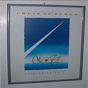 Click here for more info about 'Chris De Burgh - Flying Colours - Autographed Print'