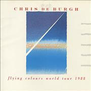Click here for more info about 'Chris De Burgh - Flying Colours World Tour 1988'