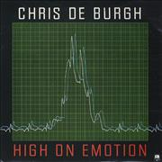 Click here for more info about 'Chris De Burgh - High On Emotion'