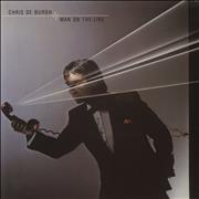Click here for more info about 'Chris De Burgh - Man On The Line'