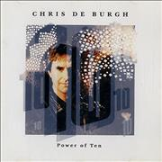 Click here for more info about 'Chris De Burgh - Power Of Ten'