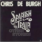 Chris De Burgh Spanish Train And Other Stories - 1st - EX UK vinyl LP